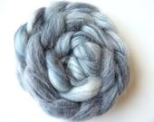 Hand Dyed Suri Alpaca spinning fiber roving tops