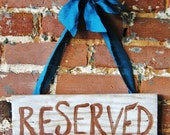 Reserved listing for Rebecca Romig