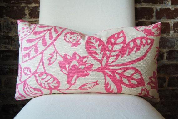Kuawa - Kravet - 14 x 24 lumbar - Designer Pillow - Decorative Pillow - Throw Pillow