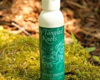 Tea Tree Shampoo Concentrate 4 oz.