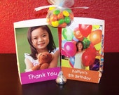 Photo Party Favor Bags - BIRTHDAYS