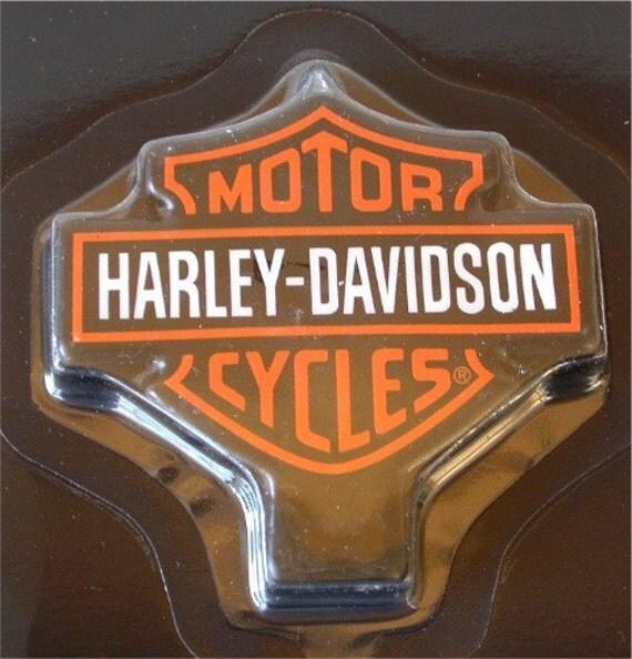 Harley Davidson Motorcycles Logo Birthday Candle