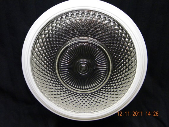 Ceiling Light Cover Only : Vintage lighting cover ceiling light s home decor
