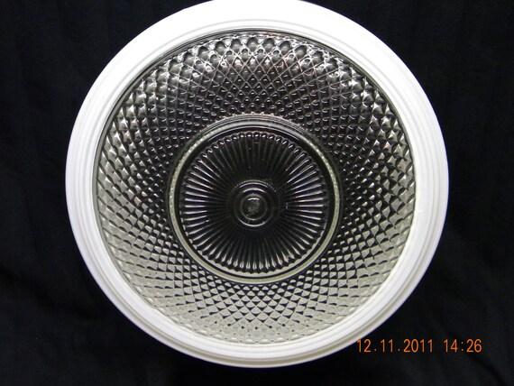 Ceiling Light Cover Only : Vintage lighting cover ceiling light s home decor
