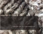 Custom listing for PUREPIXIE
