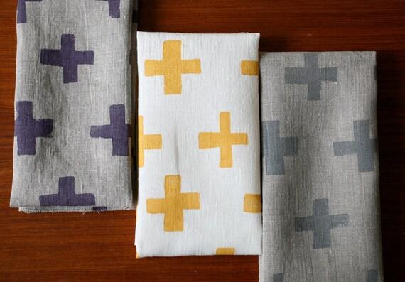 Any 3 Linen Tea Towels - Mix & Match