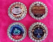 Coffee lovers magnet set  B