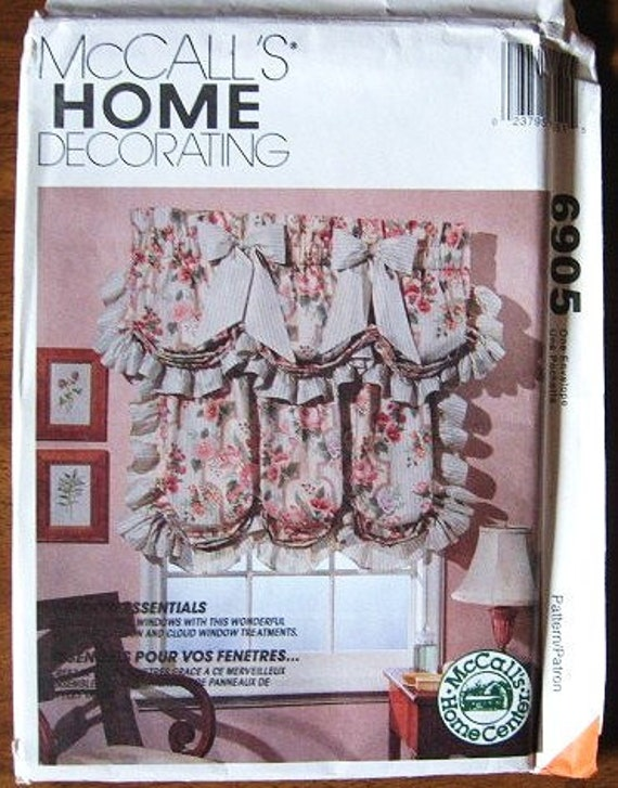 Popular items for home decor sewing pattern on Etsy