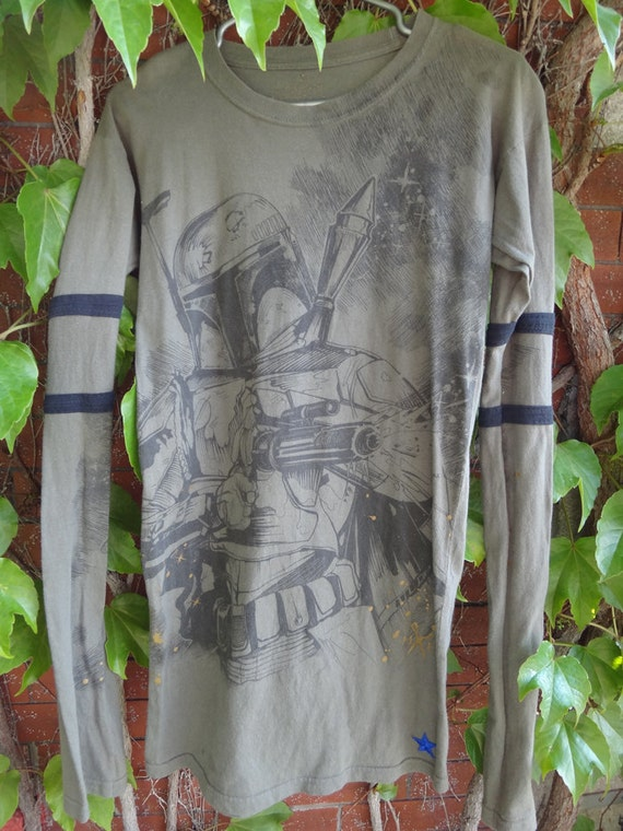 Boba Fett Recon Shirt Size:Small