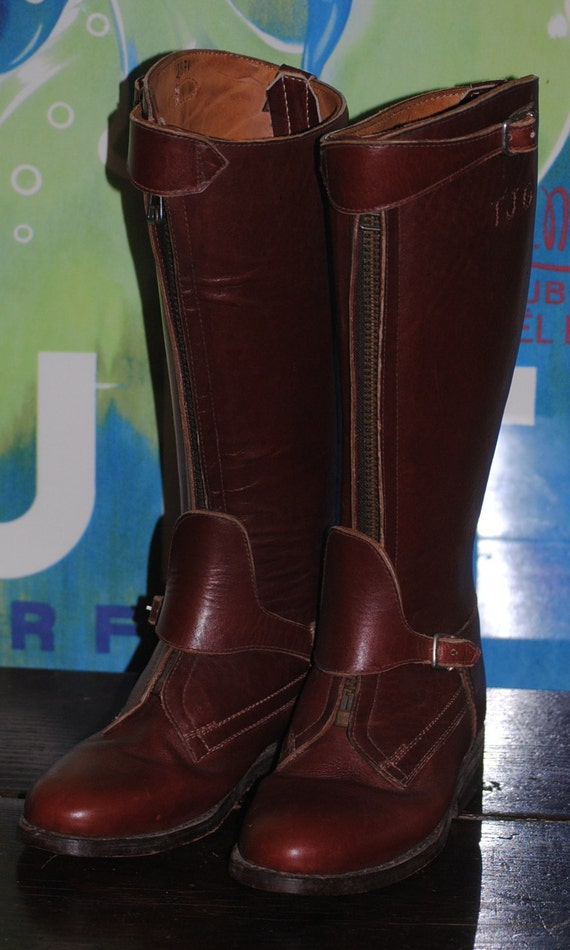 Design Polo Boots