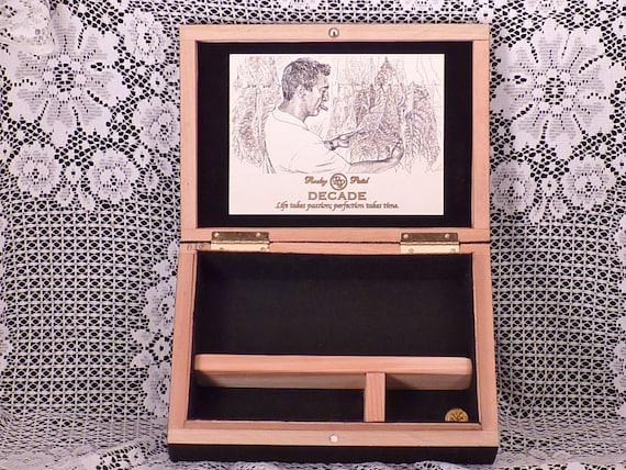 CIGAR BOX VALET Rocky Patel Decade