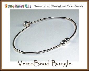 VersaBead BANGLE BRACELET - bead holder