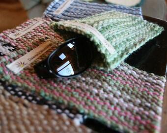 Upcycled Eyeglass Case
