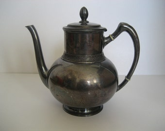 Antique Middletown Plate Co. Teapot c.1890