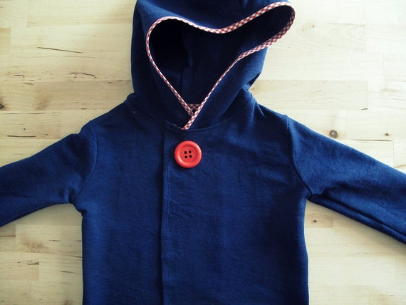 Kids' hoodie sweatshirt everyday wear. Primary colors. Sizes 2T to 6y. Back to school.