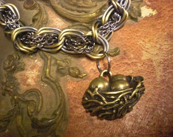 Nest Necklace