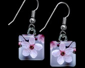Cherry Blossom Earrings(EChBl5.2)