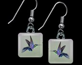 Hummingbird Earrings(ECuAn7.4)