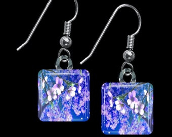 Cherry Blossom Earrings(ECuOr2.4)