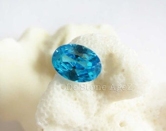 MUST SELL Blue Topaz - 1.26 Carats (Perfect Stone)