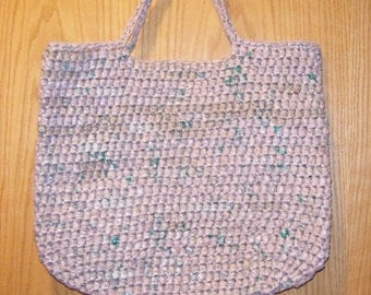 Plarn Bag - Repurposed plastic bags