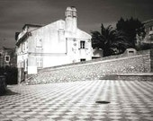 Fine Art Photography Print Black and White home Losinj