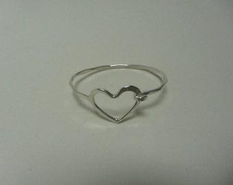 Girl's Heart Bracelet