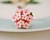 Hydrangea Ring- Soft Pink