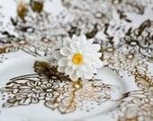 Shop Closing-Chrysanthemum Ring- Spring garden