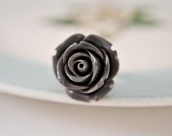 Rose Ring -Gray