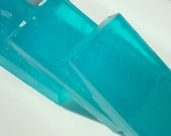 Mountain Lake Soap, Blue Soap, Hoooked Soap, Homemade Soap, Best Smelling Soap For Men, Bar Soap