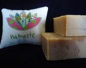 Namaste Goat Milk Soap (5 to 6 oz.)