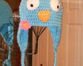 Bluebird of Happiness - Custom order for Kelly Barton