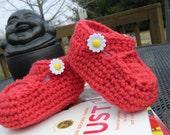 Poppy Booties - Custom item for Liz