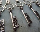 Silver Dream Antique Silver Skeleton Key - Set of 10