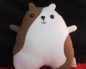 Hamster Plushie