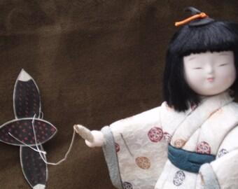 Japanese kite Doll