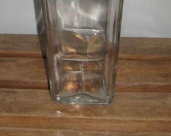 Glass Bottle Decanter