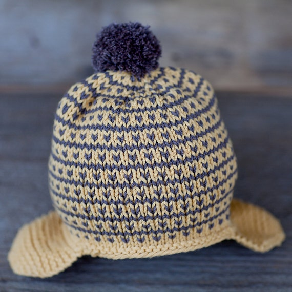Reserved listing  for Laura...  Gray hat  infant