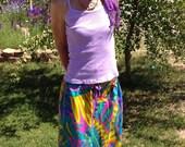 Psychedelic Daze Skirt