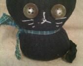 Primitive Mini Sock Kitty