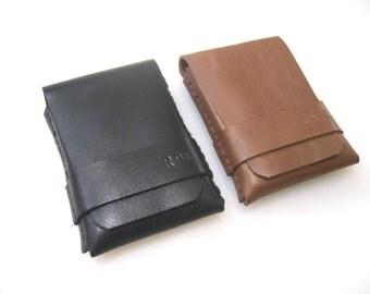 Mens wallet, mens leather wallet, men gift, gift for men, anniversary gift, gift for boyfriend, husband gift, gift for him, leather wallet
