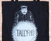 Tally-Ho -- Bike Tote
