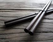 """Wooden chopsticks unique & high quality 100% handmade """"5"""""""