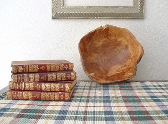 Burl Bowl or Vessel