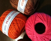 Vintage Pearl Yarn Collection