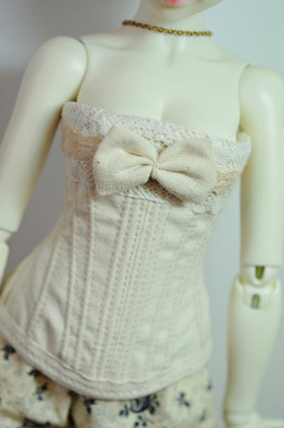 Cream Cotton for Minifee