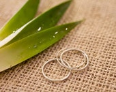Classy Sterling Silver Rings