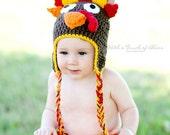 Gobble, Gobble Turkey Hat