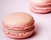 White Chocolate Raspberry Macarons 12